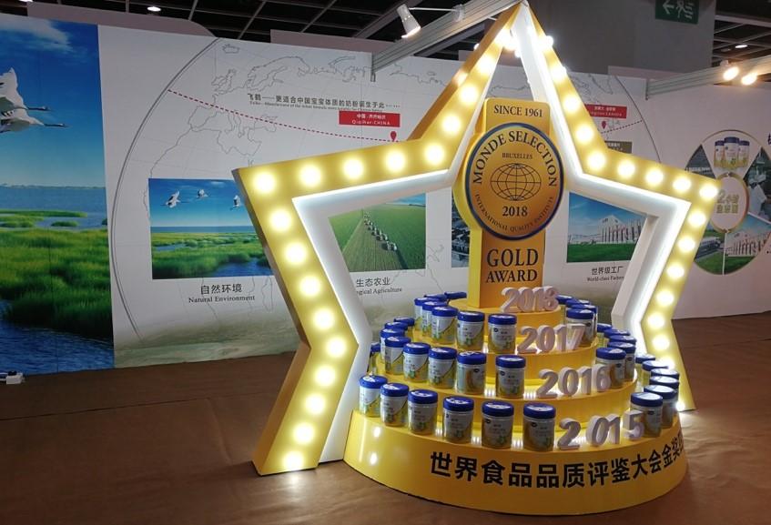 飞鹤乳业香港上市_龙江绿色名片叫响\