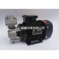 SPECK同款高温泵、注蜡机高温油泵、九仁高温水泵