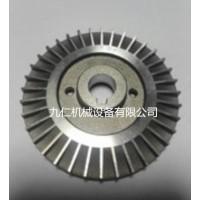 水泵配件不锈钢齿轮纯铜齿轮铜叶轮种离心泵叶轮水泵轴封