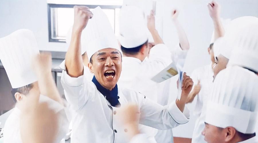 世界厨师日彰显中国厨师力量 用吉尼斯世界纪录见证精彩