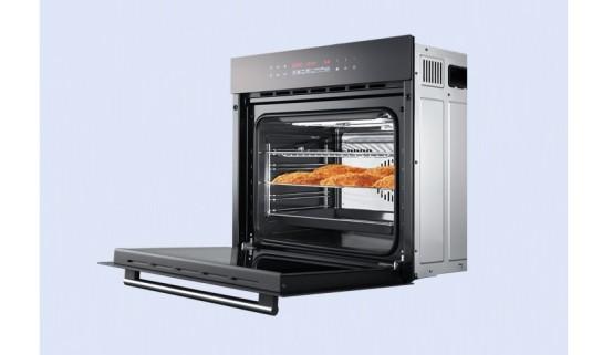 普通烤箱通常存在5℃—10℃的温度偏差,而老板烤箱r025,其温度