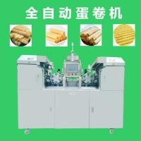 我爱发明蛋卷机商用普鲁森全自动酥脆蛋卷机厂家