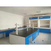 全钢实验台操作台 学校实验桌 实验室工作台中央实验台