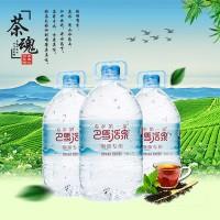 巴马活泉天然弱碱性泡茶水大瓶整箱矿泉水4.7L*4瓶/箱