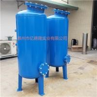 石英砂活性炭锰砂机械过滤器 Q235碳钢过滤器