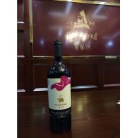 实惠的礼物——红酒 贺兰神有机干红葡萄酒