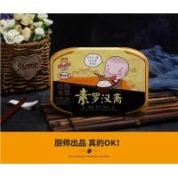 【厨师】批发素食自热米饭460g招代理及贴牌加工