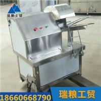 瑞粮PB-250型猪蹄劈半机 猪手切割设备