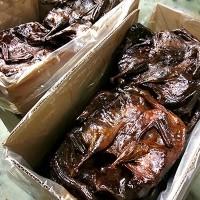 工厂直销 湖南酱板鸭批发 长沙益阳特色小吃熟食