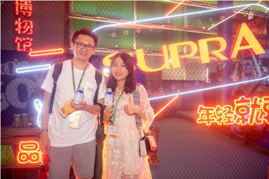 广州亚洲啤酒文化节,雪堡啤酒主题罐火了