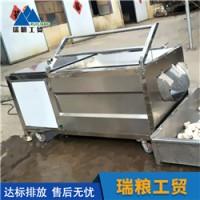 果蔬毛刷清洗机 高压喷淋清洗机