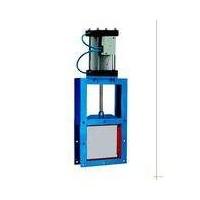 除尘器配件 气动插板阀出产销售 富东环保