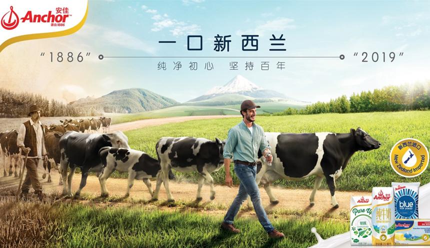 京东牛奶美味触手可及 京东超市与恒天然开启