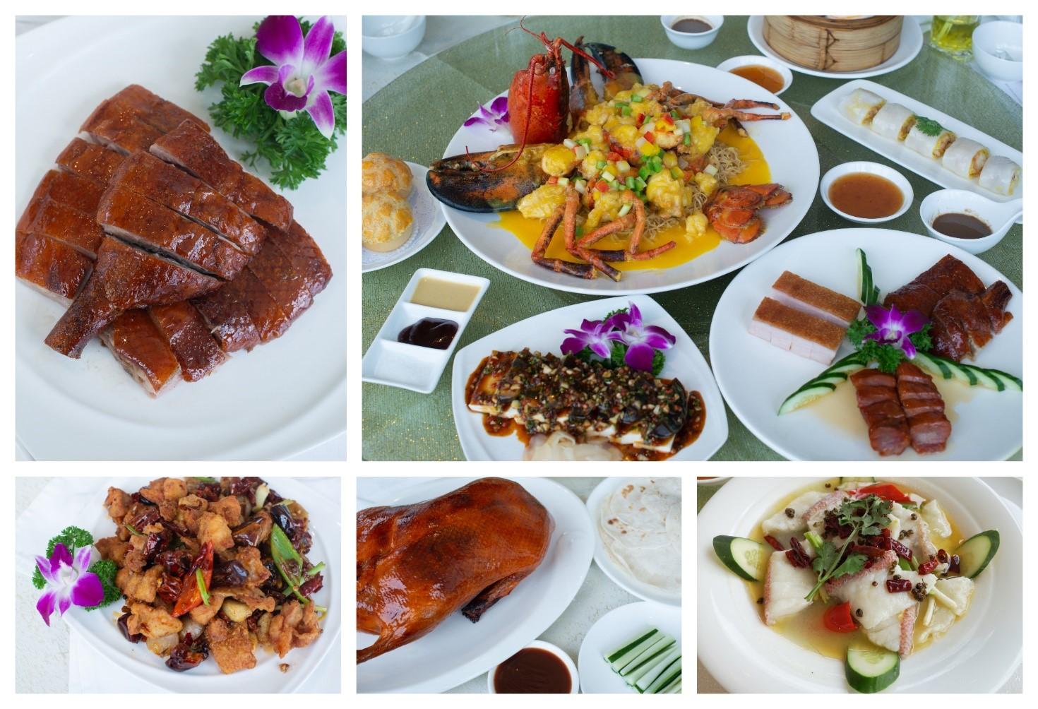 泰国美食推荐——曼谷红包Hong Bao粤式餐厅