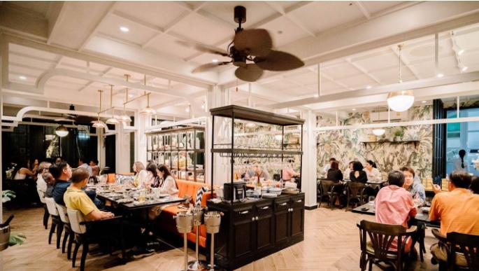 2019最新IG风网红 曼谷Plu餐厅出名的秘诀不仅是冬阴功汤