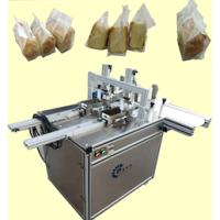上海轩麦面包蛋糕自动装袋机