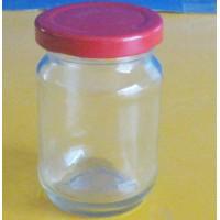 玻璃黄豆酱瓶