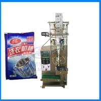 洗衣机槽清洁剂包装机 除垢剂包装机