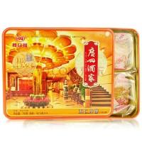广州酒家利口福五仁月饼750g