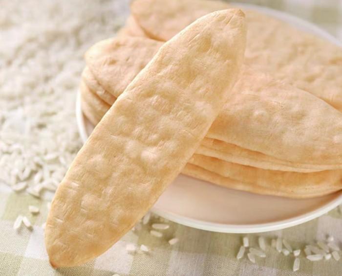 全国首批婴幼儿辅食米饼