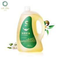 山美·大别山油茶籽油家庭装5L物理压榨山茶油食用油月子油