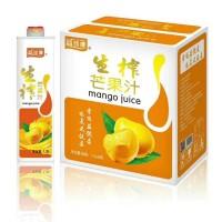 供应金登河生榨芒果汁1.5L,厂家批发,厂家直发,质量无忧
