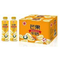 金登河芒果牛奶500ml,厂家批发,厂家大量直发,售后无忧