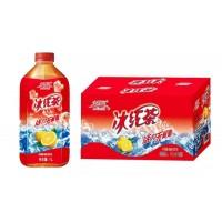 大量供应金登河冰红茶1L,厂家批发,厂家直发,质量无忧